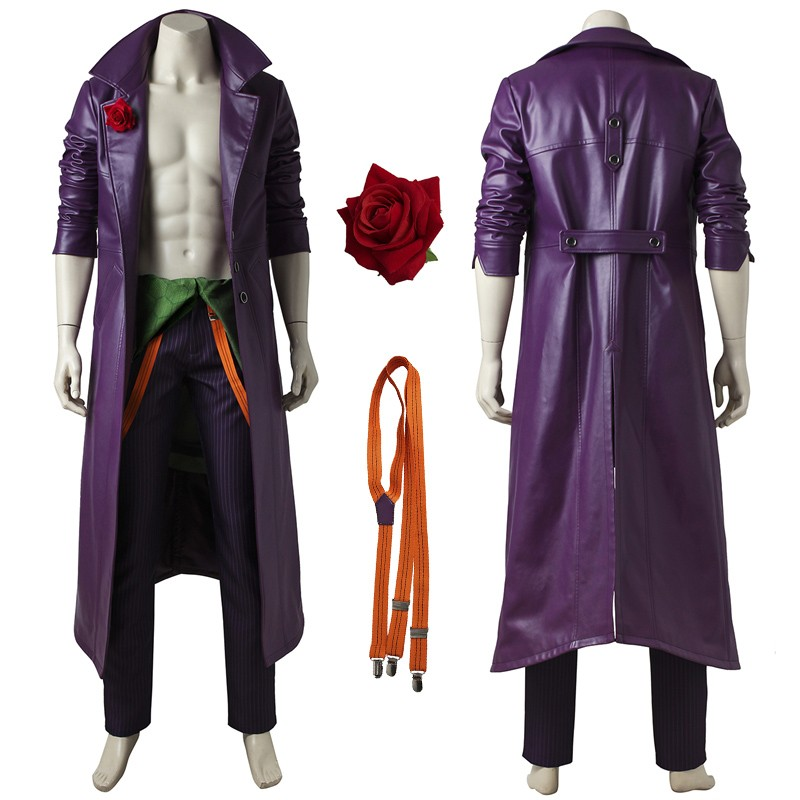 Injustice 2 Injustice Gods Among Us Joker Cosplay Costume