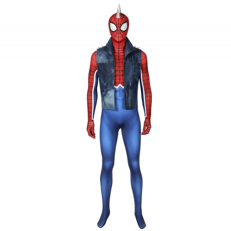 Spider-Man PS4 Punk Spiderman Suit