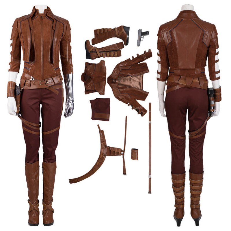 Avengers Endgame Guardians of the Galaxy Nebula Cosplay Costume