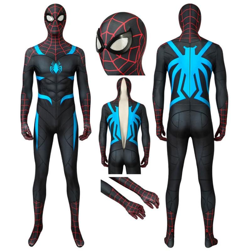 Marvel Spiderman Secret War Cosplay Jumpsuit