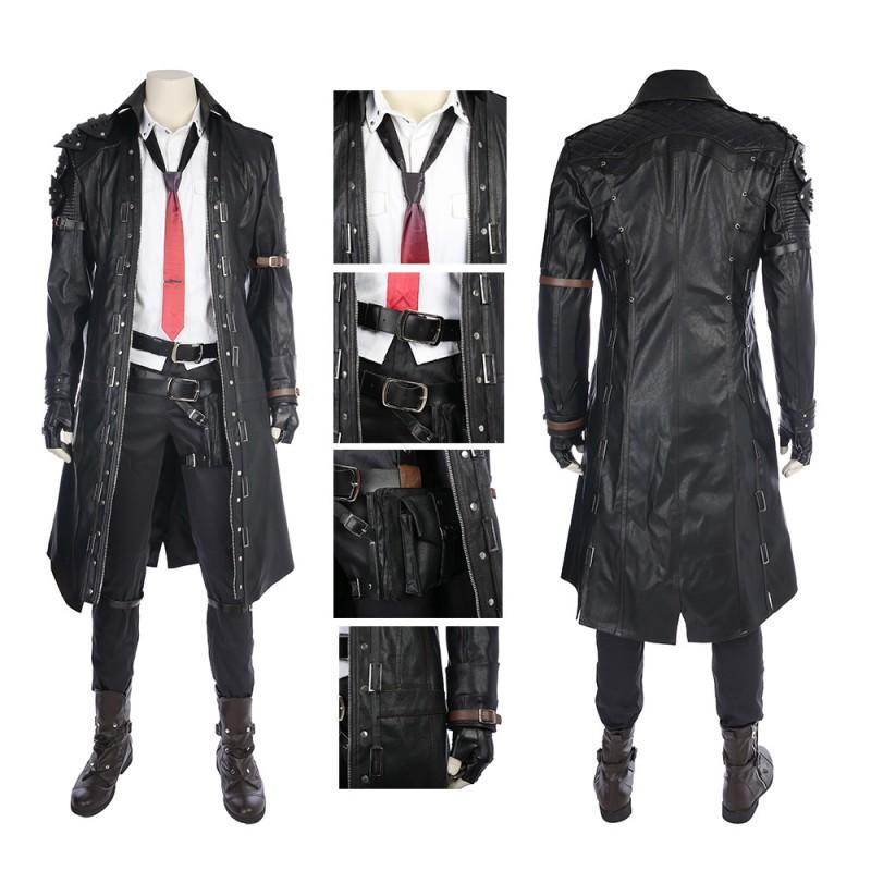PUBG Coat Set Cosplay Costume Deluxe Version