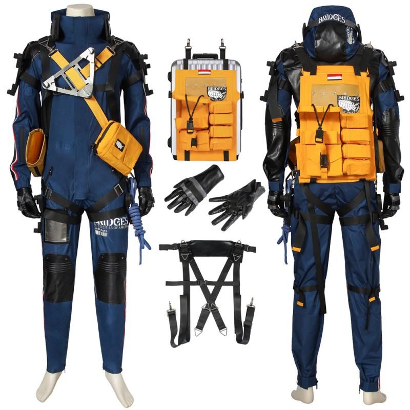 Sam Bridges Cosplay Costume Death Stranding Cosplay Suit