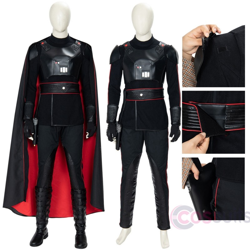 Star Wars The Mandalorian Moff Gideon Cosplay Costume