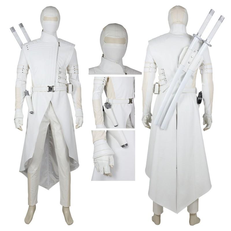 Storm Shadow Cosplay Costume G.I. Joe Retaliation Cosplay Suit