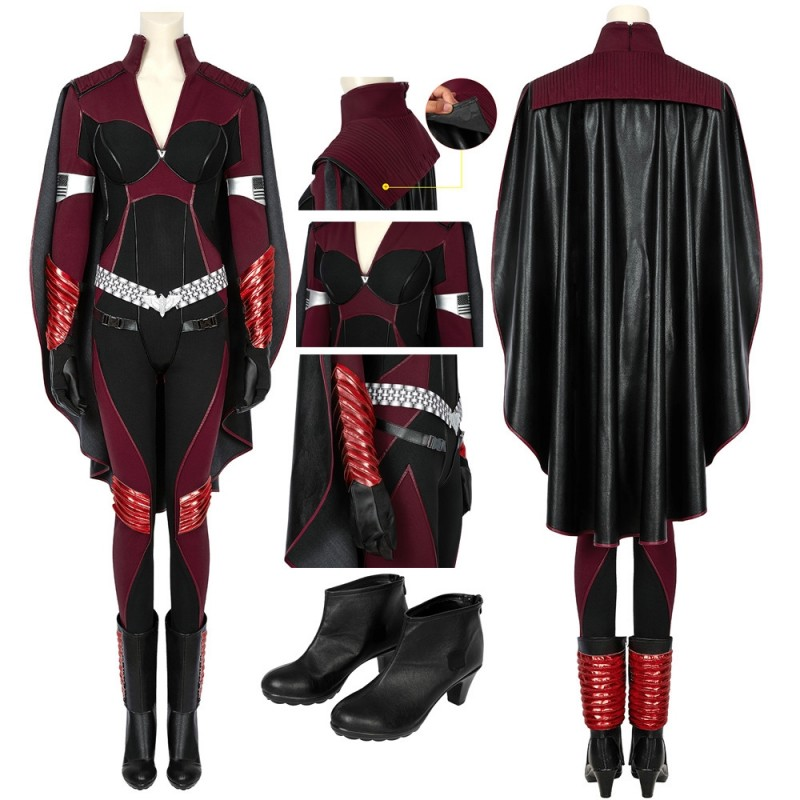 Stormfront Cosplay Costume The Boys Season 2 Stormfront Cosplay Suit