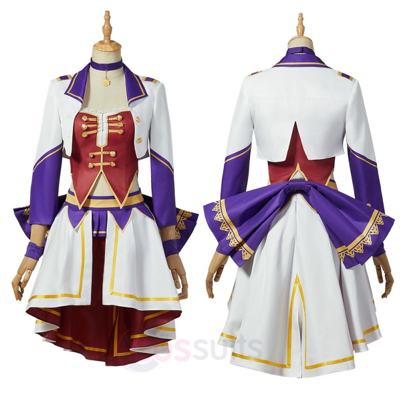 Tokai Teio Costume Uma Musume Pretty Derby Cosplay Suit