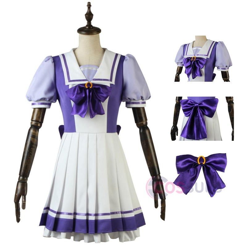 Uma Musume:Pretty Derby Special Week Cosplay Costumes