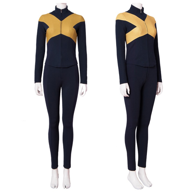 2019 Dark Phoenix X-men Cosplay Costumes Female Suit