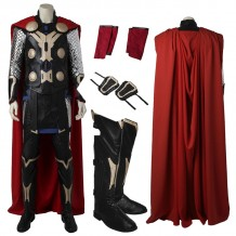 Thor The Dark World Thor Odinson Cosplay Costume Top Level
