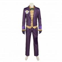 Batman Arkham Asylum Joker Cosplay Costume