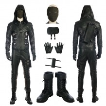 Green Arrow 5 Prometheus Cosplay Costume