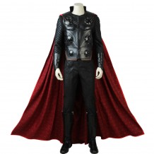 Avengers: Endgame Avengers 3: Infinity War Thor Odinson Cosplay Costume with Boots