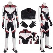 Avengers Endgame Costume Quantum Realm Cosplay Suit