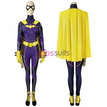 Batman:Gotham Knights Batgirl Cosplay Costume