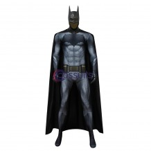 Batman vs Superman Dawn of Justice 3D Printed Jumpsuit Batman Costume