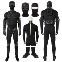 Black Noir Costume The Boys Black Noir Cosplay Suit