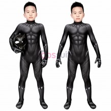 Black Panther Costume For Kids T'Challa Cosplay Suits