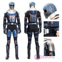 Black Widow Legends Taskmaster Cosplay Costumes