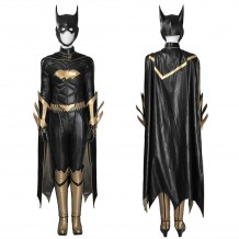 Arkham Knight Batgirl Cosplay Costume Deluxe Outfit