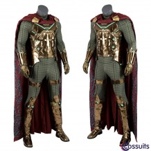 Mysterio Cosplay Costumes Quentin Beck Cosplay Suits Spiderman Far From Home