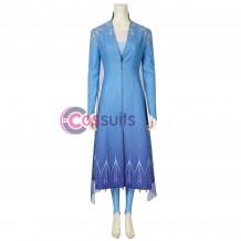 Disney Frozen 2 Cosplay Costume Elsa Cosplay Suit
