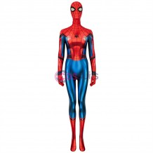 Female Spider-Man Costume Spiderman Far From Home Peter Parker Cosplay Suit