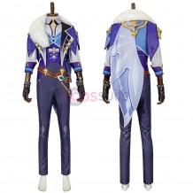 Genshin Impact Kaeya Cosplay Costumes Kaeya Cosplay Suit