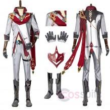 Genshin Impact Tartaglia Cosplay Costumes Tartaglia Cosplay Suit