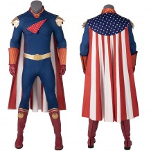 Homelander The Seven Cosplay Costume The Boys Season 1 Cosplay Suit