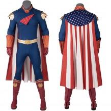 Homelander The Seven Cosplay Costume The Boys Season 1 Cosplay Suit