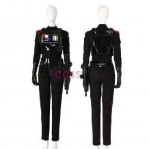 Iden Versio Costume Star Wars Battlefront 2 Cosplay Suit