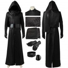 Kylo Ren Costume Star Wars The Force Awakens Cosplay Suit