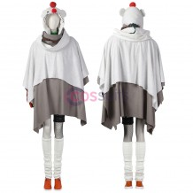 New Yuffie Kisaragi Costume Final Fantasy VII FF7 Cosplay Suit