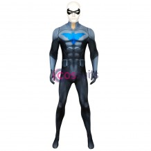 Nightwing Costume Son Of Batman Nightwing Cosplay Suit