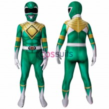 Power Rangers Costumes for Kids Burai Dragon Ranger Cosplay Jumpsuit