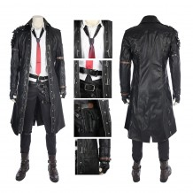 PUBG Coat Set Cosplay Costume Deluxe Version