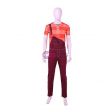 Ralph Breaks the Internet Wreck-It Ralph 2 Cosplay Costume
