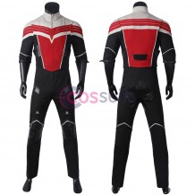 Sam Wilson Cosplay Costume The Falcon and the Winter Soldier Cosplay Suit