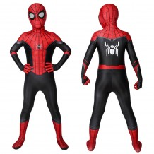 Spider-Man Far From Home Spiderman Peter Parker Jumpsuit For Kids