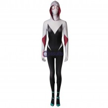 Spider-Man: Into the Spider-Verse Spider-Gwen Gwen Stacy Cosplay Costume