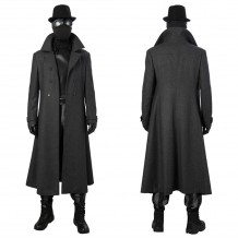 Spider-Man Noir Cosplay Costume Spider-Man Into the Spider-Verse Costume
