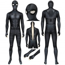Spiderman Night Monkey Stealth Cosplay Costume Far From Home Peter Parker Suits