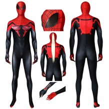 Superior Spider-Man Jumpsuit Superior Spider-Man Cosplay Suit