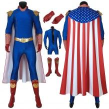 The Homelander Cosplay Costume The Boys Season 1 Cosplay Suit