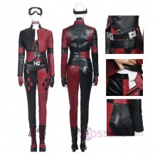 The Suicide Squad 2021 Harley Quinn Cosplay Costume Ver.2