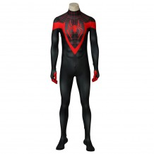 Ultimate Spider-Man Miles Morales Cosplay Costume