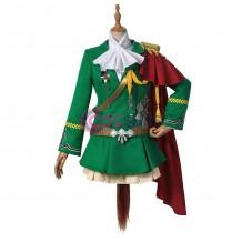Uma Musume Pretty Derby Symboli Rudolf Cosplay Costume