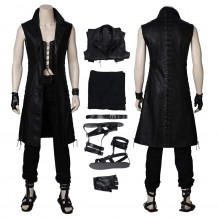 V Mysterious Man Cosplay Costume Devil May Cry 5 V Mysterious Cosplay Suit