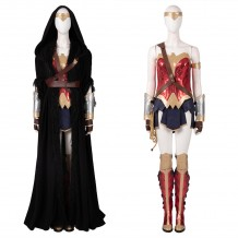 Wonder Woman 1984 Cosplay Costume Diana Prince Wonder Woman Suit