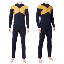 X-men Uniform Suit Dark Phoenix Cosplay Costumes for Men